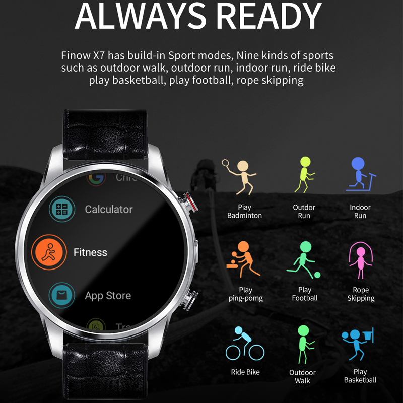 Smart watch for child 4G Bluetooth smart assistant Smart Bracelets For Android IOS Wristband Waterproof Smart Band for students