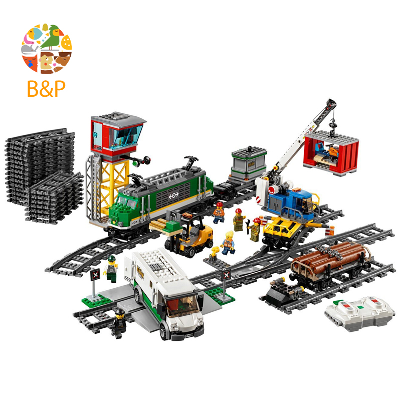 lepin 02118 City Series RC Cargo Train Set compatible Legoinglys 60198 City Train Building Blocks Bricks Toys For Children peace education at the national university of rwanda