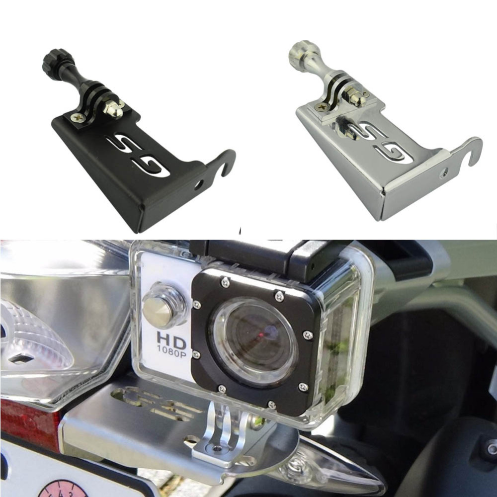 For BMW R1200GS LC GS 1200 Adventure R 1200 GS R 1200GS LC ADV Front Left Bracket For Go Pro Dash Cam Motorcycle(China)