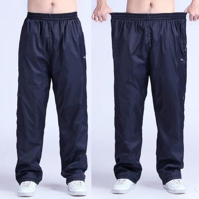 673964114c9 Sweatpants Outside joggers Men s Exercise Pants Quickly Dry Sportswear Elastic  Waist Active Pants for Men Trousers Plus Size 6XL