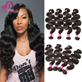 Brazilian Virgin Hair Body Wave 30 Inches Brazilian Wet And Wavy Hair In Human 4 Bundle Grade 8A Unprocessed Virgin Hair