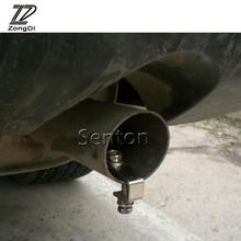 ZD 1 набор автомобильный Стайлинг турбо звук симулятор свистка для Kia Rio 3 Ceed Toyota Corolla 2008 Avensis C-HR RAV4 Mazda 3 6 аксессуары