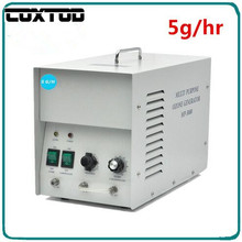 5G Ozone Generator Air Purifier With CE For Fruit And Vegetable Sterilization air ozone genrator