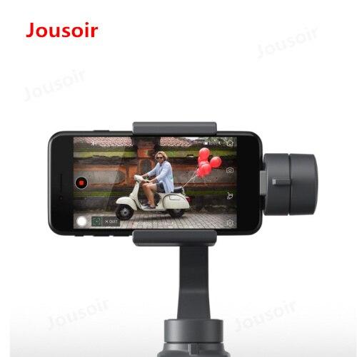 Osmo Mobile 2 tir en direct anti-secousse téléphone portable PTZ stabilisateur de tir CD50 T06