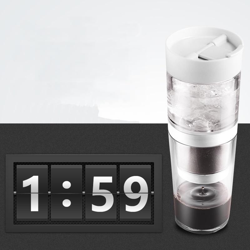 Высококачественная кофеварка для напитков, домашняя Классическая кофеварка для напитков, Кофеварка со льдом, Голландская кофеварка для ль