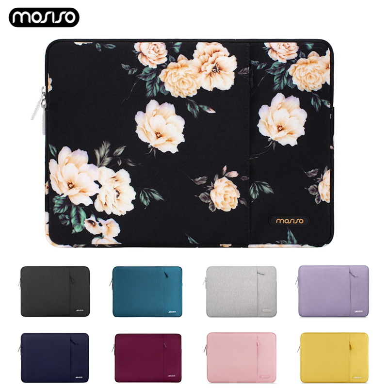 MOSISO Laptop Bag Sleeve 13.3 Inch For Macbook ASUS Acer Lenovo Dell HP Notebook Bag Case For Mac Pro 13 New Air 13 A1932 2018