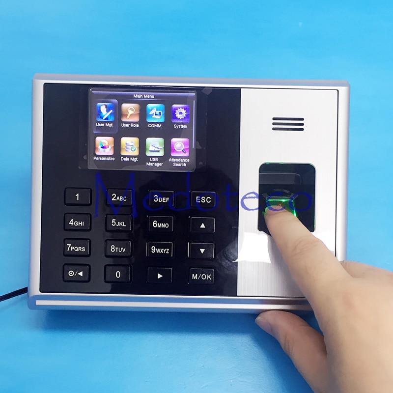 S30 TCP/IP Biometric Fingerprint Time Clock Recorder Fingerprint Time Attendance Employee Electronic Fingerprint Reader Machine
