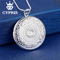 Wholesale Lose money sale Best Selling Fashion Pendant Locket Plate picture frame Charm Necklace silver 13 styles Cheap CYPRIS