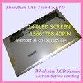 14.0 экран ноутбука Для ASUS K40 K401 K40IN K40AB K41V K41 K42 K42E K42F K42J K42D K43S K43SJ K43T K43SD K45V K45VD жк-дисплей