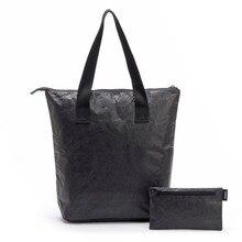 2pc/Set Tyvek Tote Pouch Designer Handbags Famous Brand Bolsos Bolsas Sac A Main Femme De Marque Vrouwen Handtas