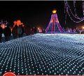 4*6 М 750 Led Чистая свет Шнура 220В Светодиодный Занавес Мерцание Лампы Гирлянда Свадьба Новогоднее украшение праздник огни