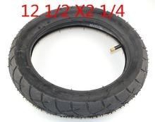 Tự do mua sắm 12 1/2X2 1/4 (57 203) lốp và bên trong lốp phù hợp với Nhiều Khí Điện Xe Tay Ga và Xe e Xe Đạp