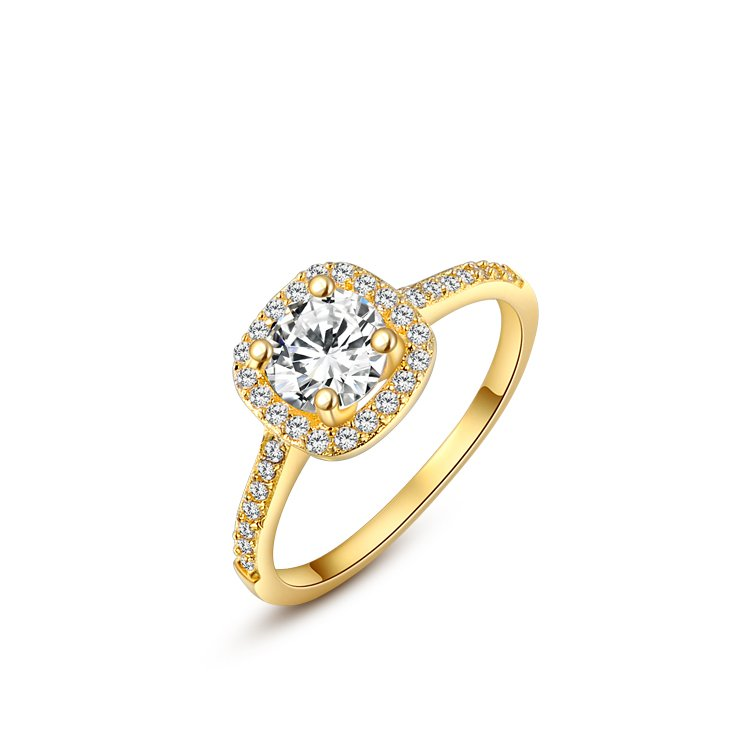 Aliexpress.com : Buy Gold Color Hot Ring Romad Brand Jewelry Rings ...