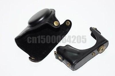 משלוח חינם המצלמה במקרה xf1camera תיק pu מקרה עבור XF1 עור pu מקרה פוג ' י xf1