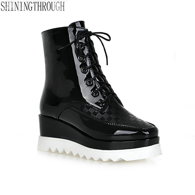 bottes de haute qualité bottes de marque de neige dames automne printemps confortables chaussures plates chaussures de ry9MbguYV