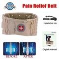 Поясничный спинномозговой-Воздушный декомпрессионный пояс для спины, воздушный Тяговый пояс для защиты поясничных болей, нижняя пояснична...