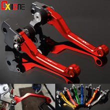 Motorcycle Pivot Brake Clutch Lever For KTM 450 SX SX-F SXS SXS-F 2005 2006 2007 2008 CNC Motorbike