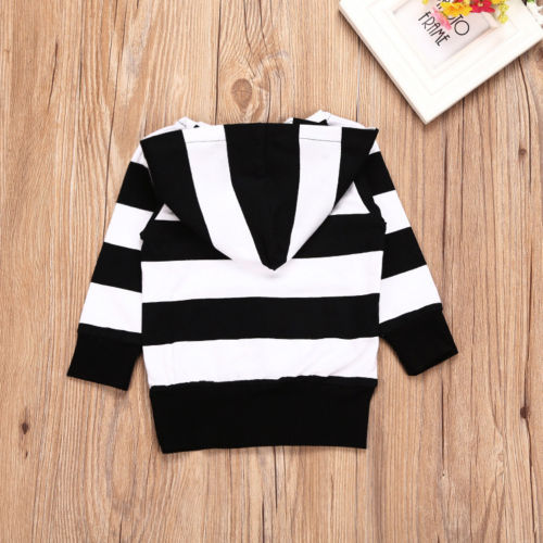 0-to-2Y-toddler-Newborn-Baby-Girls-Boys-striped-Hooded-Sweatshirt-Tops-and-Pant-Set-Clothes-Kid-Outfits-Hoodies-set-2