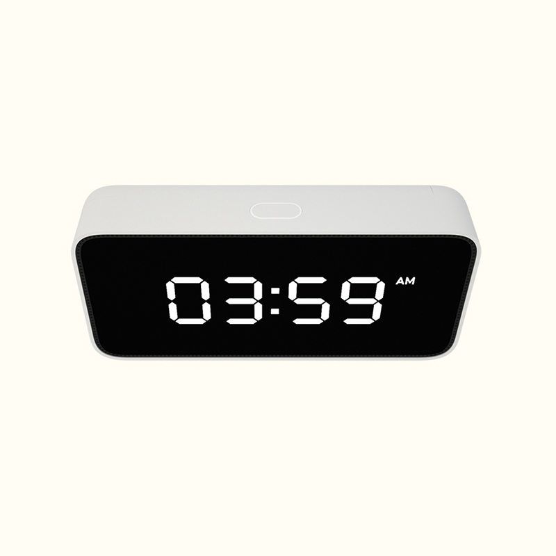 Smart Alarm Clock >> Xiaomi Smart Alarm Clock Sassy Gadget World S Best Selling Gadgets