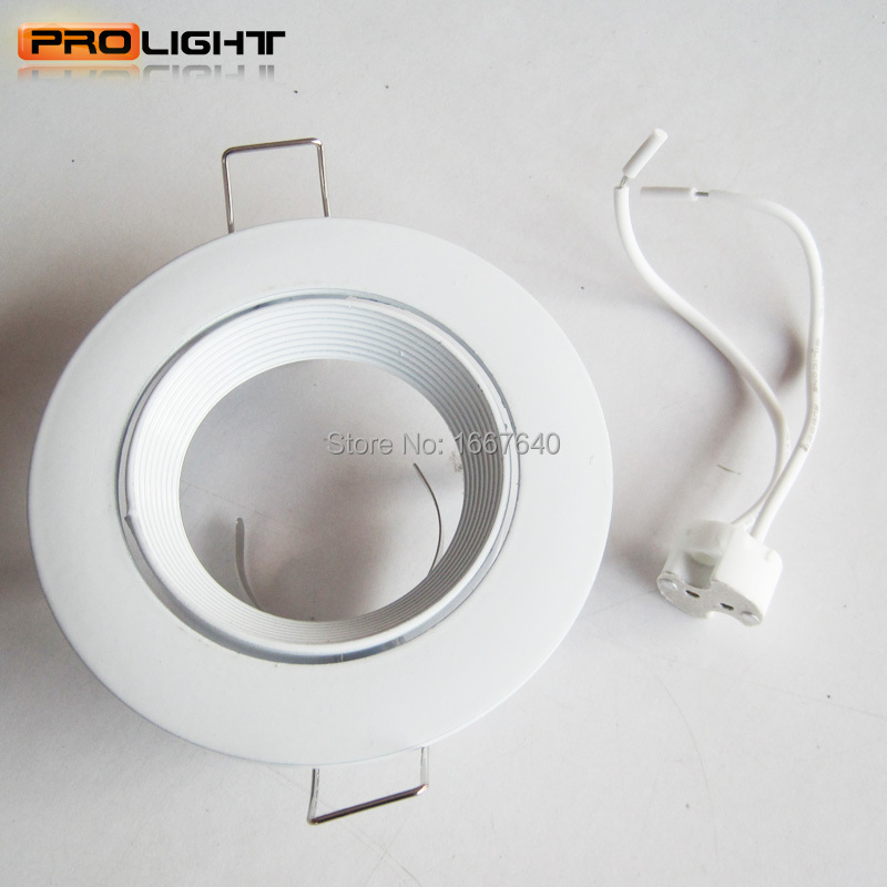 Led ceiling lamp holder gu10mr16 lighting ceiling spot light led ceiling lamp holder gu10mr16 lighting ceiling spot light fixturehalogen mr16 spot lamp round fixtures aluminum white color in lamp bases from lights mozeypictures