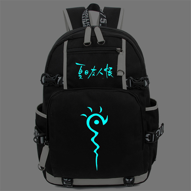 Natsume's Book of Friends Luminous Backpack (2 types)