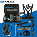 PULUZ 20 in 1 Go Pro Accessories Combo Kit with EVA Case for for GoPro HERO5 / HERO4 Session / HERO 5 / 4 /3+ / SJ4000