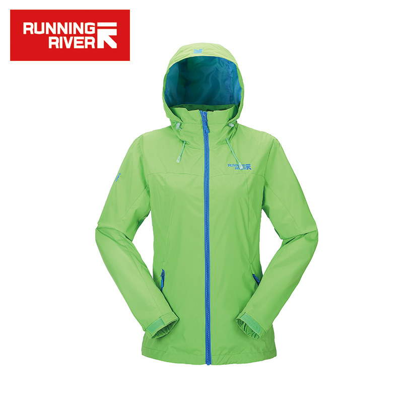 RUNNING RIVER Brand Women Hiking Jacket 4 Colors Size 36 - 46 High Quality Waterproof Jacket For Woman Outdoor Clothes #K5321N 486299 001 motherboard tested by system lap connect board