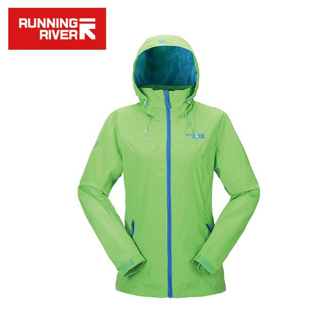 RUNNING RIVER Brand Women Hiking Jacket 4 Colors Size 36 46 High ...