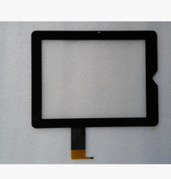 Original 9 7 TeXet TM 9738W TM 9737W Tablet PB97DR8070 05 Capacitive Touch Screen Digitizer Touch