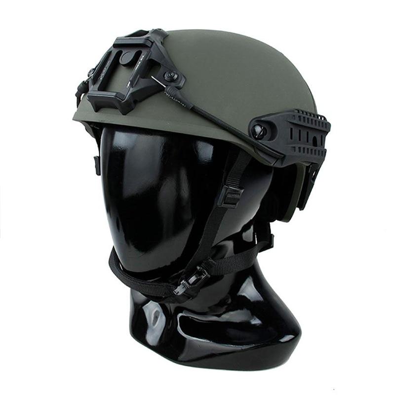 CP AF casque Sports de plein air casque tactique armée Combat formation casque tactique Airsoft Gear Paintball tête protecteur