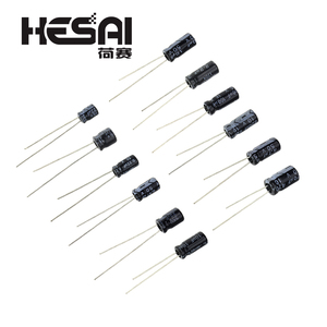 Image 2 - 120pcs/set 12 Values 0.22UF 470UF Aluminum Electrolytic Capacitor Assortment KIT