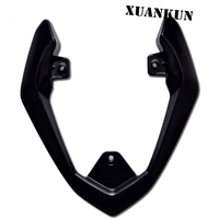XUANKUN Motorcycle Accessories NK150 3 Rear Armrest Tail Fin Tailstock Bracket Assembly Rear Hand Guard CFMOTO