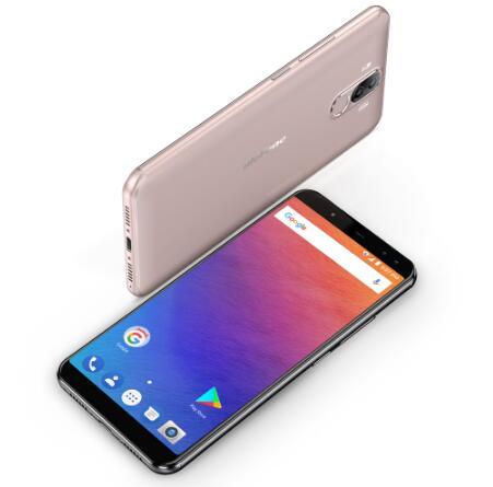 Original Ulefone Power 3 teléfonos móviles de 6,0 pulgadas 64GB ROM 6GB RAM Octa Core MTK6763 Android 7,1 de cuatro cámaras 6080mAh Smartphone - 5