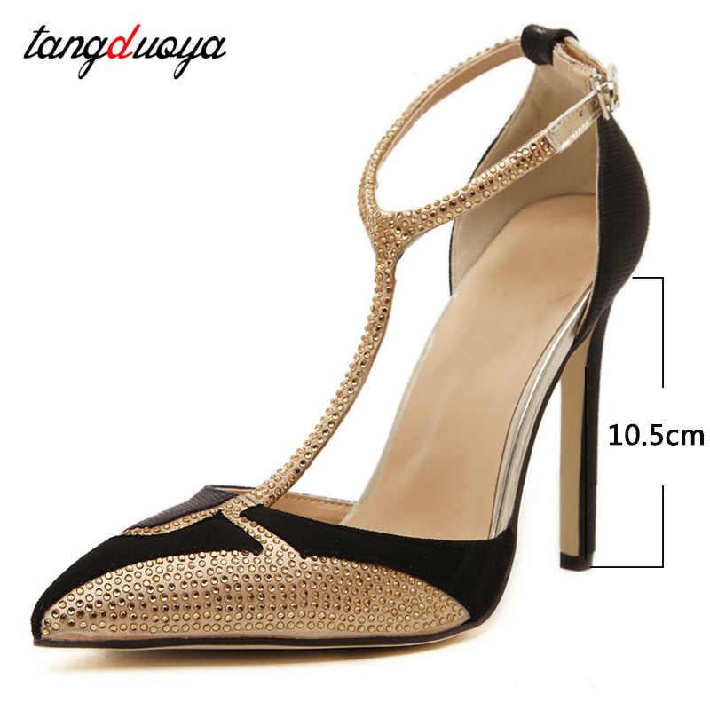 Scarpe da donna pompe scarpe da donna di alta scarpe tacco per le donne pompe punta a punta tacchi a spillo scarpe per le donne tacchi alti del partito