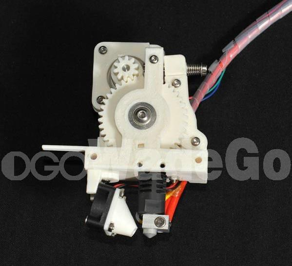3 D printer Reprap DIY parts wadego for 1.75mm filament Wade upgrade RepGo X1/Prusa I3/Lulzbot TAZ