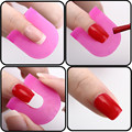 26pcs/set Finger Cover Nail Polish Molds Shield Creative Nail Polish Spill-Resistant Manicure Special Nail Art Tool
