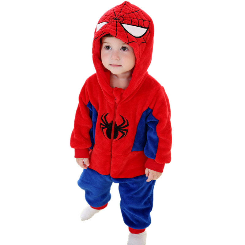 Autumn Winter Boy Girl Rompers New Born Coat Layette Christmas Next Girl Boy Jumpsuit Baby Halloween Costume Clothes Overalls baby clothes autumn winter baby rompers jumpsuit cotton baby clothing next christmas baby costume long sleeve overalls for boys