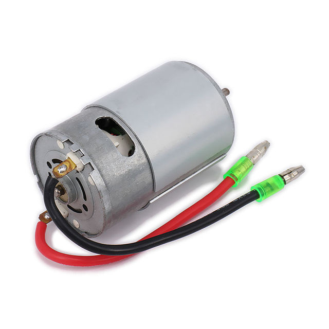 RCAWD 550 Electric Brushed Motor For 1/10 RC Car Boat Airplane HSP Hi Speed Wltoys Tamiya Truck Buggy Car 23T N10053
