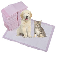 Pet Training Pads Five Layer Urinal Pad Excellent Water Absorbent Pet Dog Diaper Pee Pads Thickening