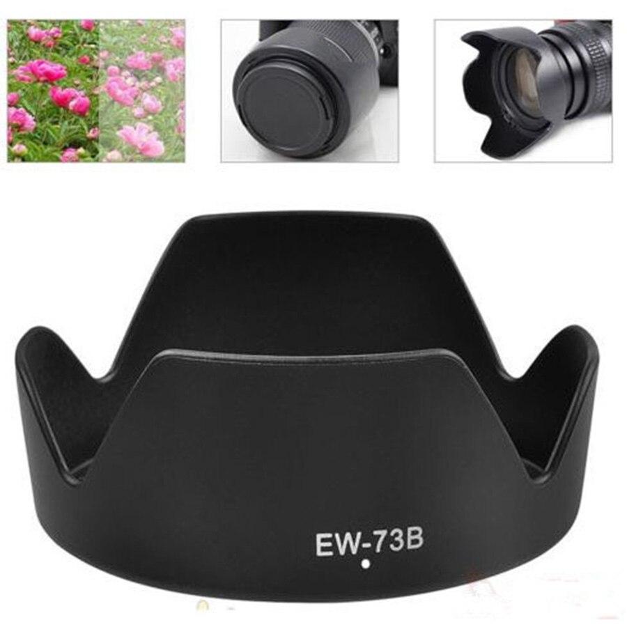 Camera 67mm Lens Hood Lens Cap 2in1 New-view 67mm Parasol Petalo/lens Hood Ew-73b For Canon 650d 700d 600d 60d Catalogues Will Be Sent Upon Request Camera & Photo