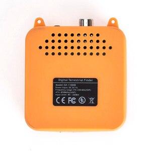 Image 4 - SATHERO SH 110HD lądowych detektor miernik sygnału DVB T DVB T2 cyfrowa telewizja hd wykrywacz sygnału lepiej satlink ws 6905
