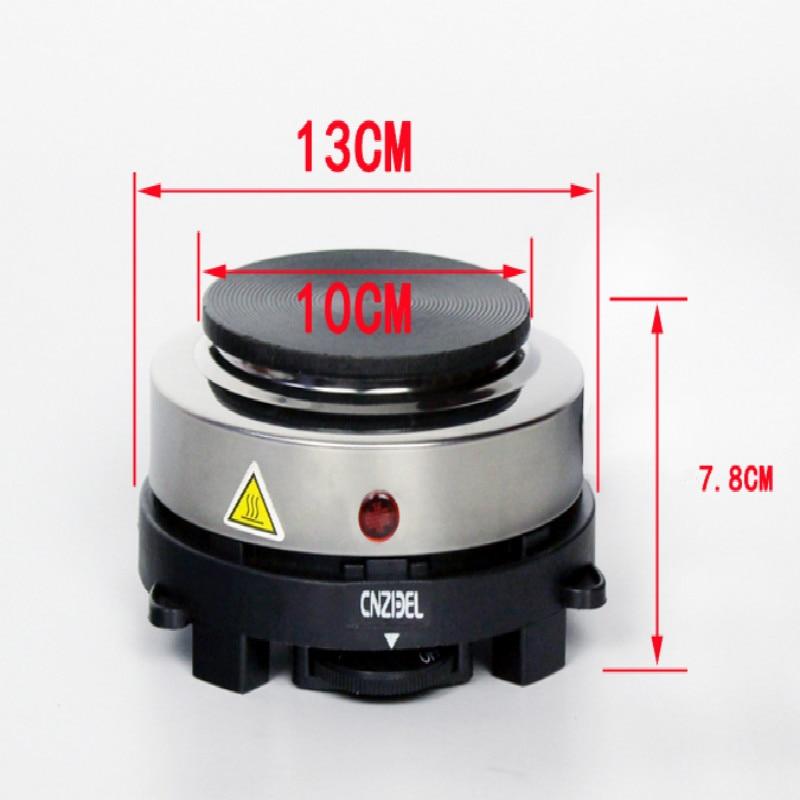 250v 500W Milk coffee tea heater fireplace power stove free shipping