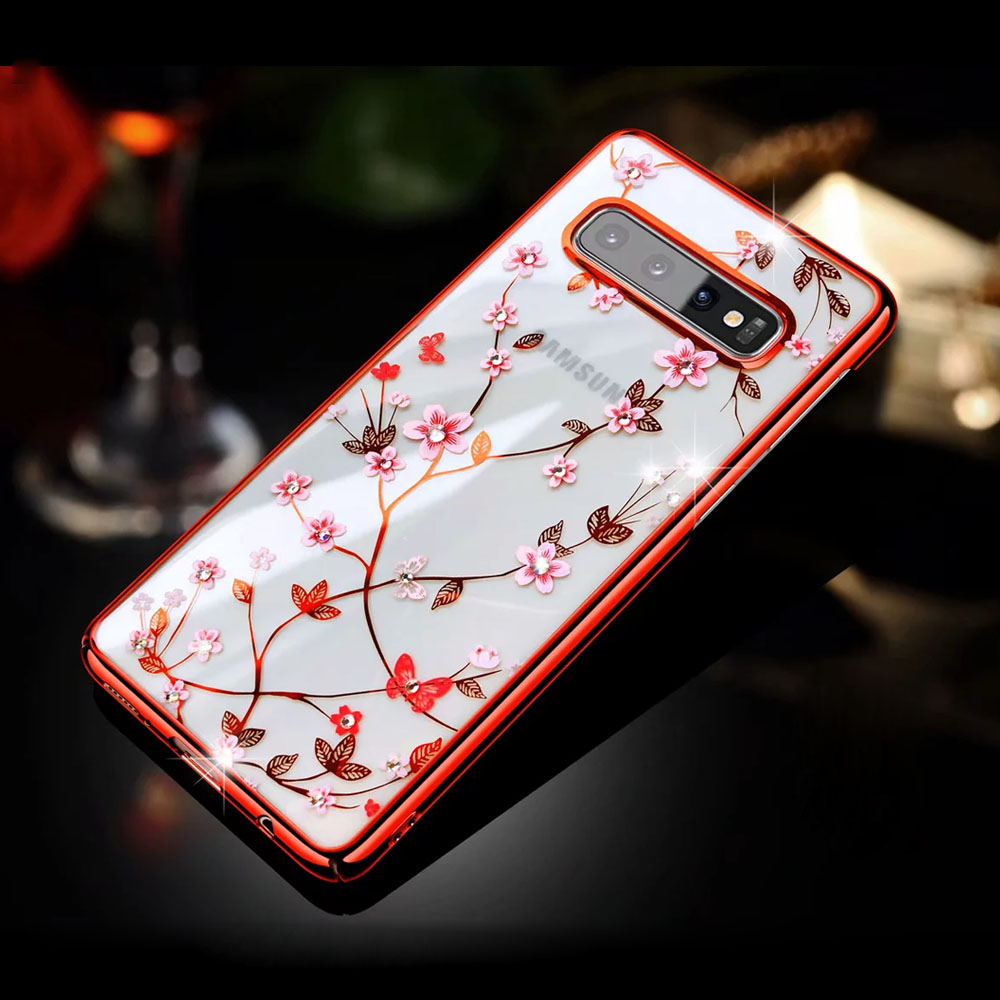 Samsung S10 Case Red