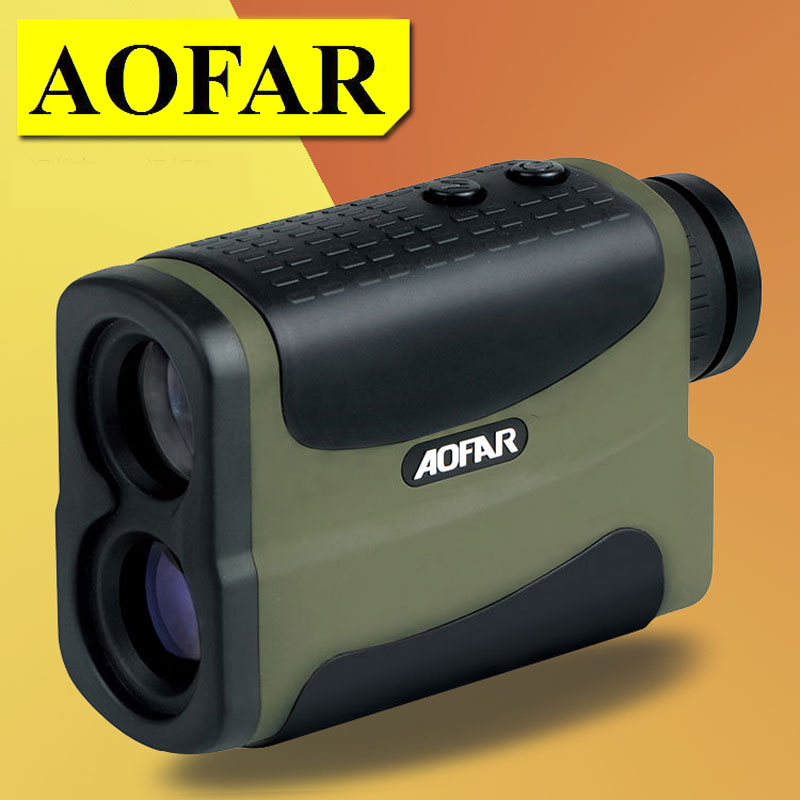700m range finder for hunting 6x25 lrf laser golf rangefinder Monocular telescope Digital laser distance Meter speed range fog стоимость