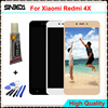 Sinbeda For Xiaomi Redmi 4X LCD Display Touch Screen Panel Digitizer Assembly For Redmi 4X Hongmi