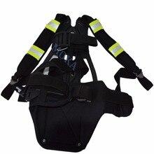 Handheld DJ Gun Back Pack Concert Nightclub Wedding Co2 Jet Cannon Carry Belt Diving Backpack