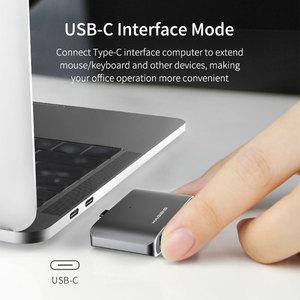 Image 2 - Hagibis Type C Card Reader USB C To USB 3.0 SD/Micro SD/TF OTG Card Adapter For Laptop/USB C Phone TypeC Multifunction Converter