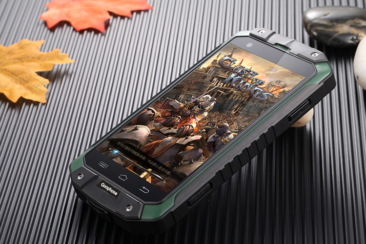 GPS Waterproof Android Smartphone Guophone V9 2GB RAM 16GB ROM IP68 Mobile Phones Dicovery Cellphone - 3