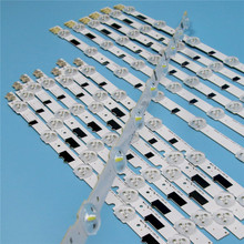 832mm 14 Piece/Set LED Array Bars For Samsung UE40F6675SB UE40F6745SB 40 inches TV Backlight Strip Light Matrix Lamps Bands