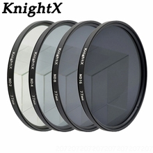 KnightX  Multi-Coated Layer Ultra Thin Golden Ringed UV Lens Filter стоимость